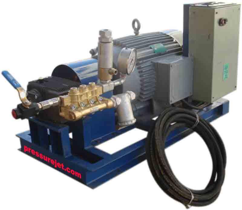 Hydrostatic Testing, Hydro Test, Pressure Testing | Precidose Pumps