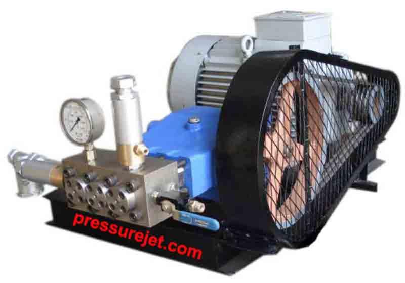 Hydrostatic Pressure Test Pump Hydrostatic Testing Pump